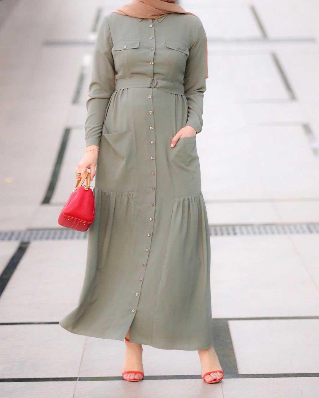 تفصيل فستان