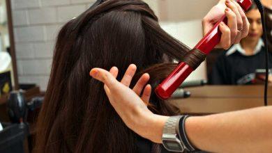 مكواة الشعر