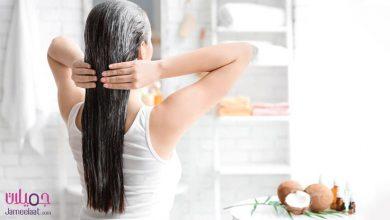 أفضل طرق فرد الشعر في المنزل بمواد طبيعية