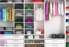 أفكار لعمل غرفة ملابس Dress Room في المساحات الصغيرة