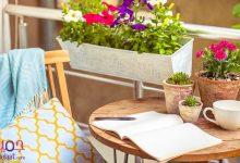 أفكار وديكورات لتزيين سطح المنزل