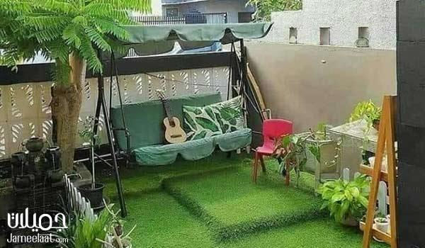 فكرة لسطح المنزل
