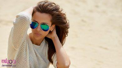كيفية اختيار النظارات الشمسية المناسبة للوجه للنساء