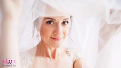 لفات طرح زفاف تركي