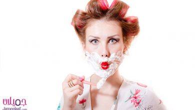 أفضل طرق إزالة شعر الوجه