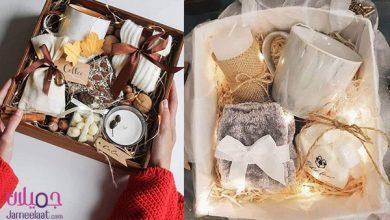 أفكار ل بوكس الشتاء Winter box
