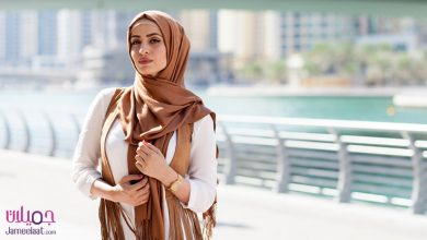 نصائح للحفاظ على شعرك تحت الحجاب
