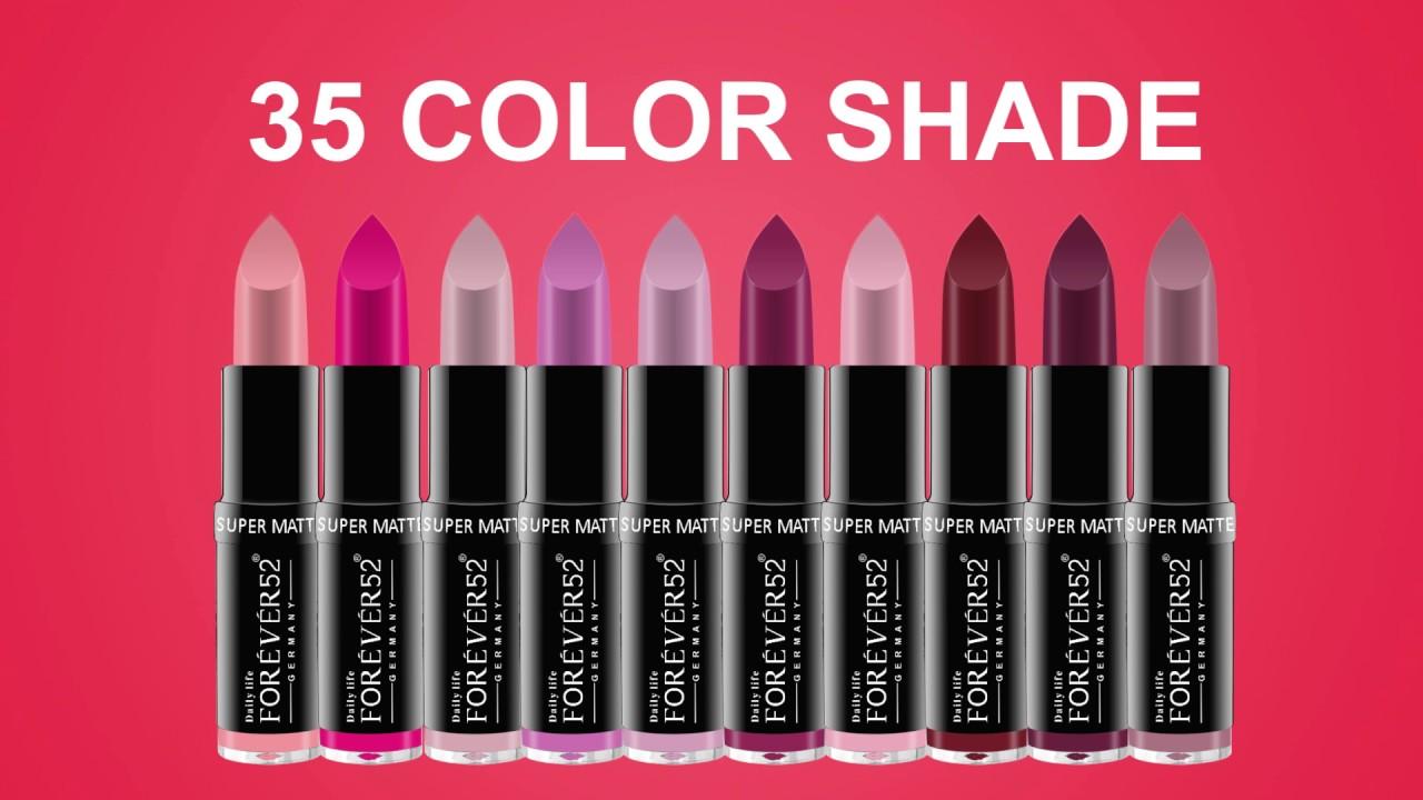 روج فورايفر 52 forever52 lipstick
