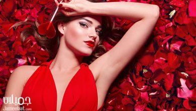 عدد الورد في الباقة ليوم عيد الحب