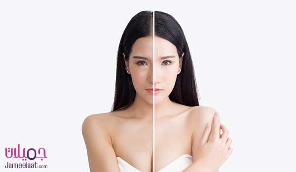 وصفات طبيعية لتبييض الوجه وتفتيحه