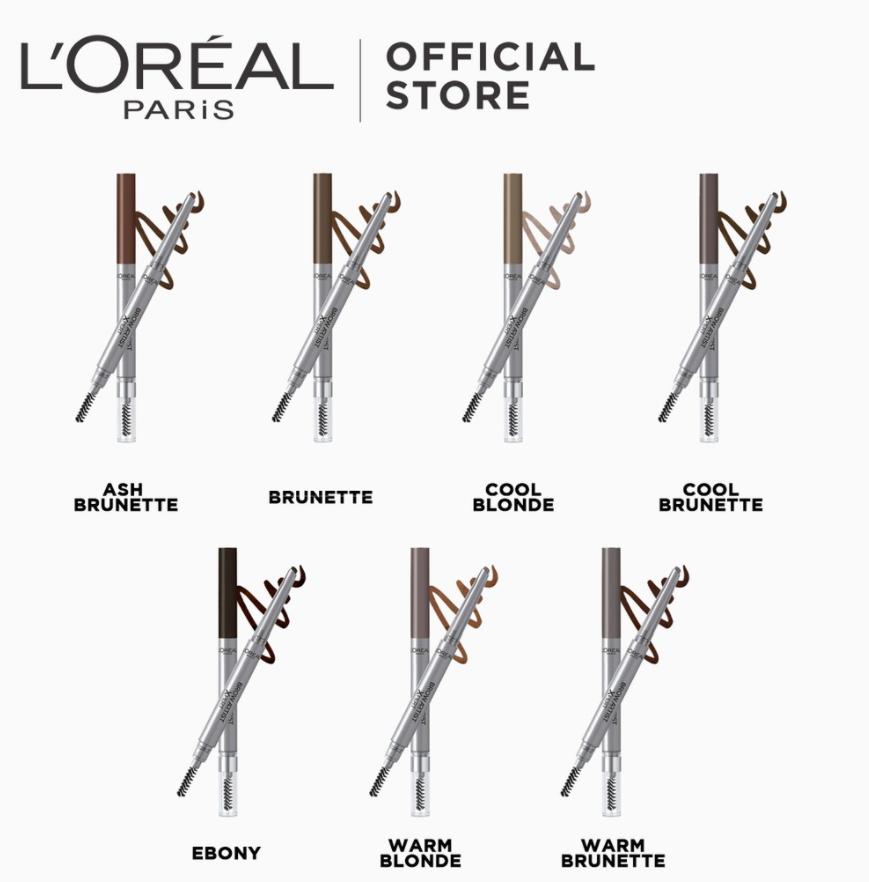 لوريال قلم الحواجب براو أرتيست L'oréal Brow Artist Xpert