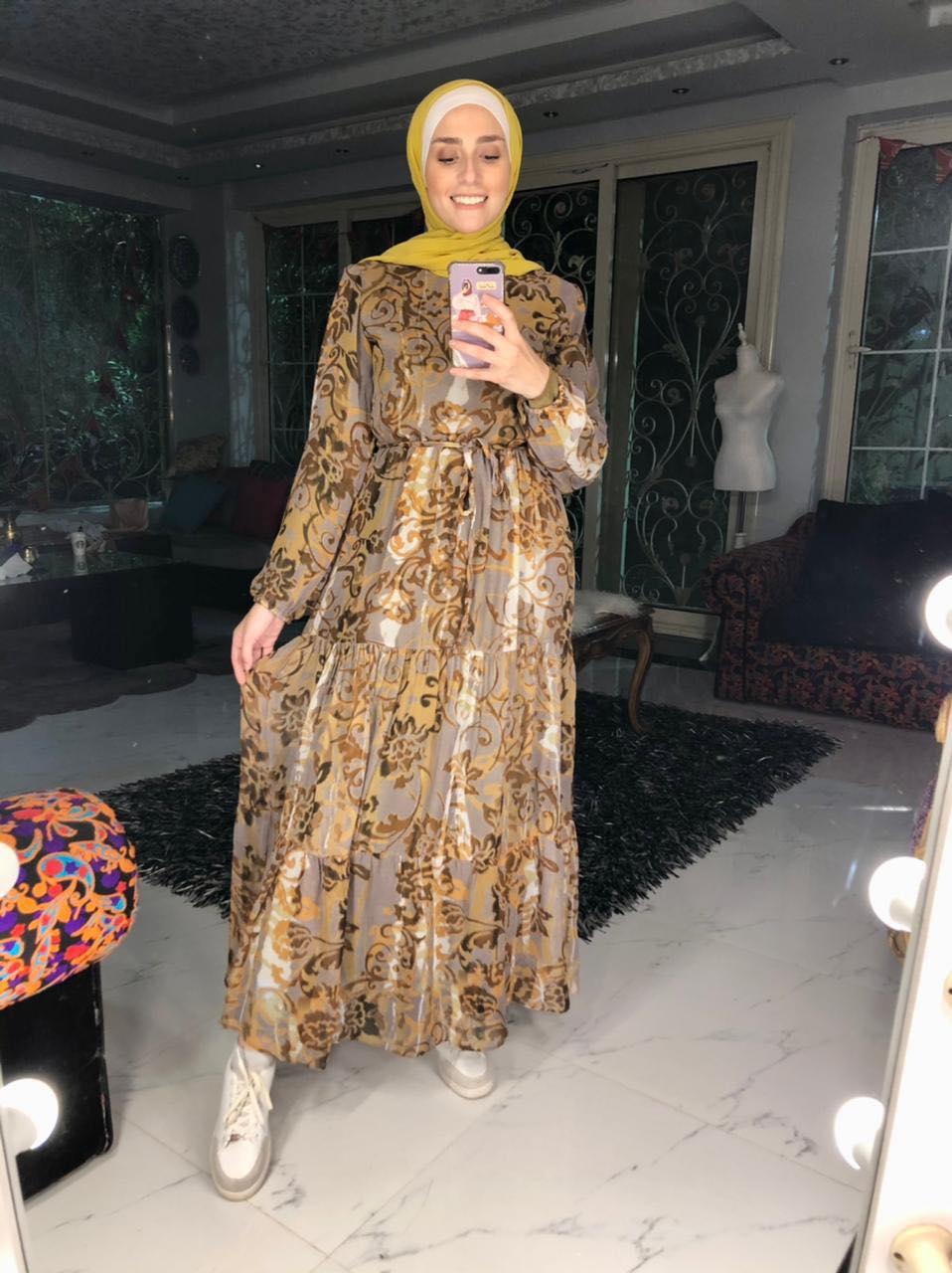 لبس العيد للمحجبات
