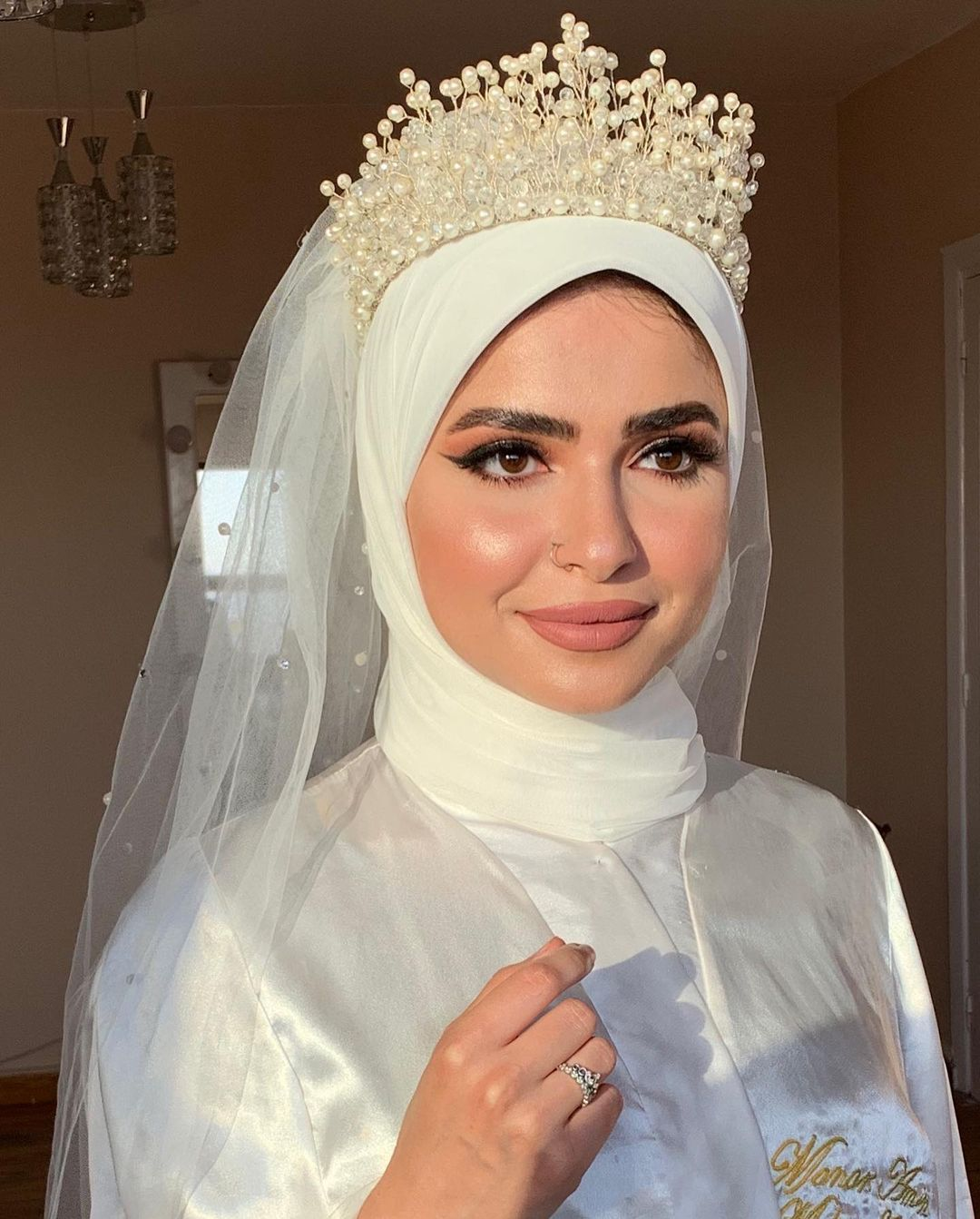 مكياج العروس