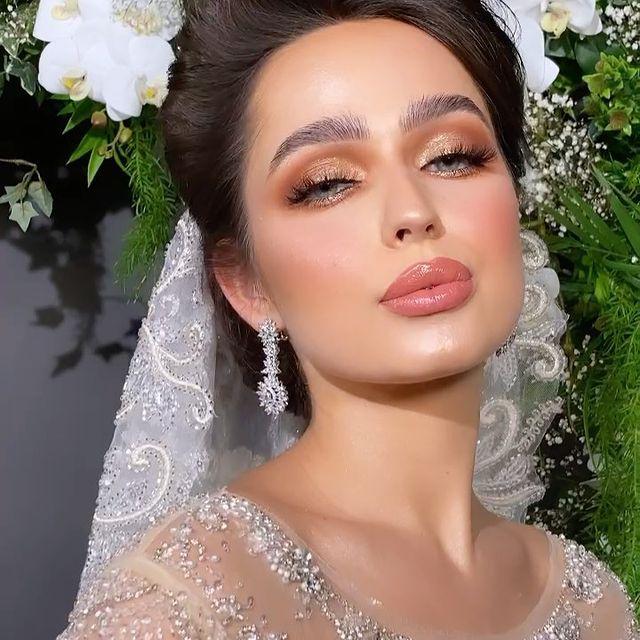 مكياج عرايس ناعم وفخم