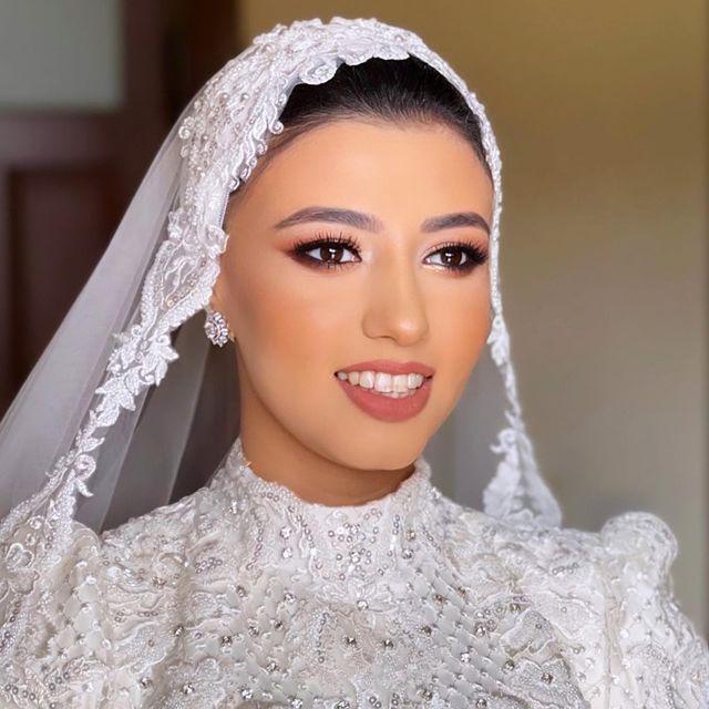 مكياج عروس راقي