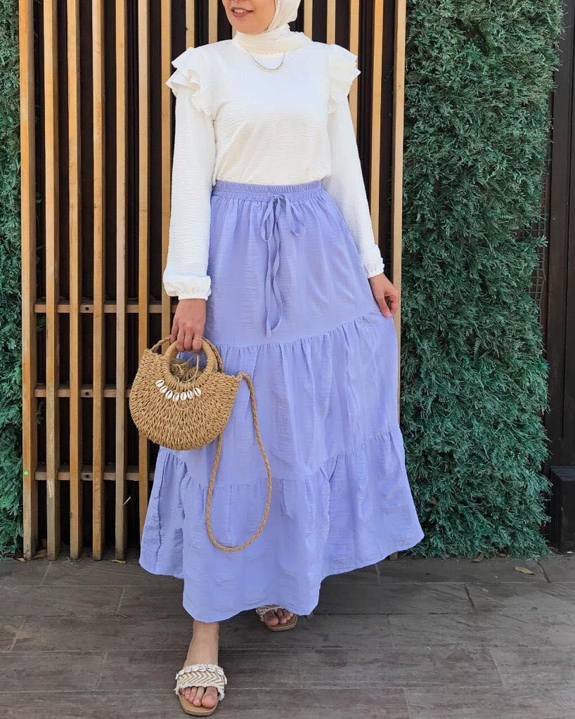 لبس محجبات صيفي