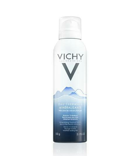 المياه الحرارية من فيشي Vichy