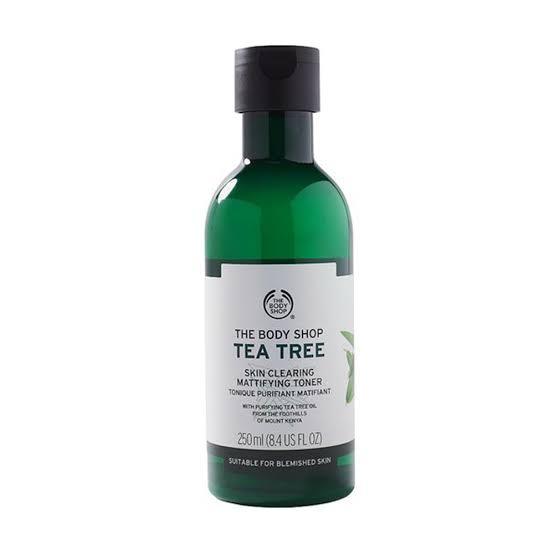 تونر الوجه ذا بودي شوب The Body Shop Tea Tree Toner