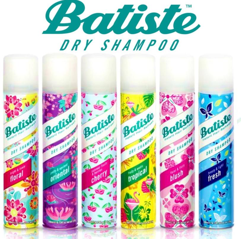 دراي شامبو Batiste Cherry Dry Shampoo