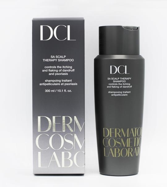 شامبو دي سي ال للتخلص من القشرة DCL SA Scalp Therapy Anti dandruff Shampoo