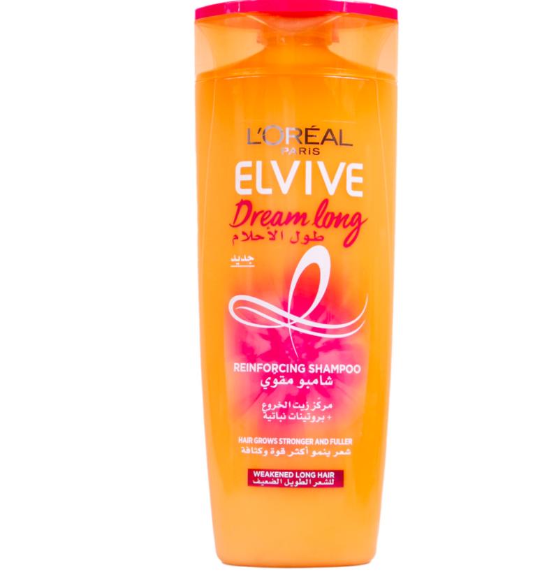 شامبو لوريال الفيف دريم لونج - L'Oreal Paris Elvive Dream Long Reinforcing Shampoo