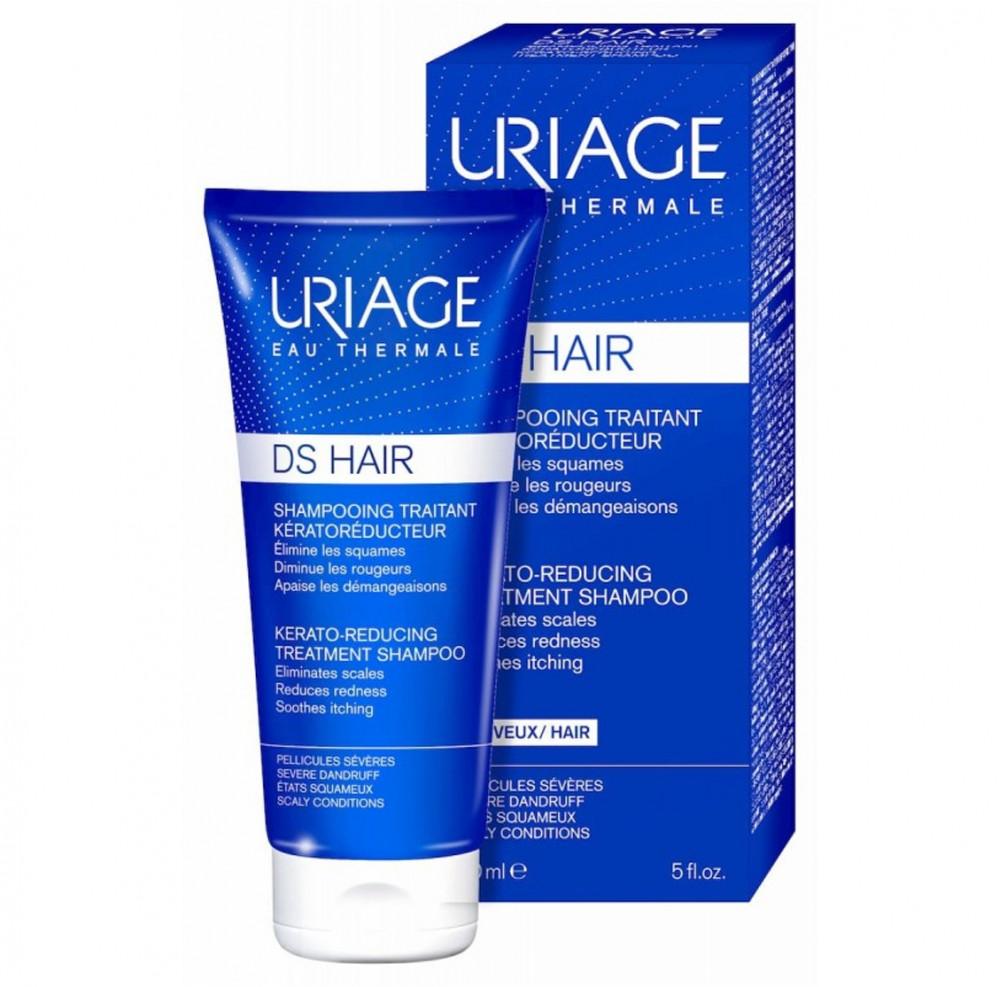 شامبو يورياج مهدئ ومضاد للقشرة Uriage kerato reducing treatment shampoo