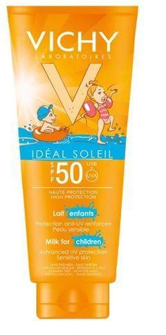 صن بلوك Vichy للأطفال IDEAL SOLEIL SPF 50 Gentle Milk for Children