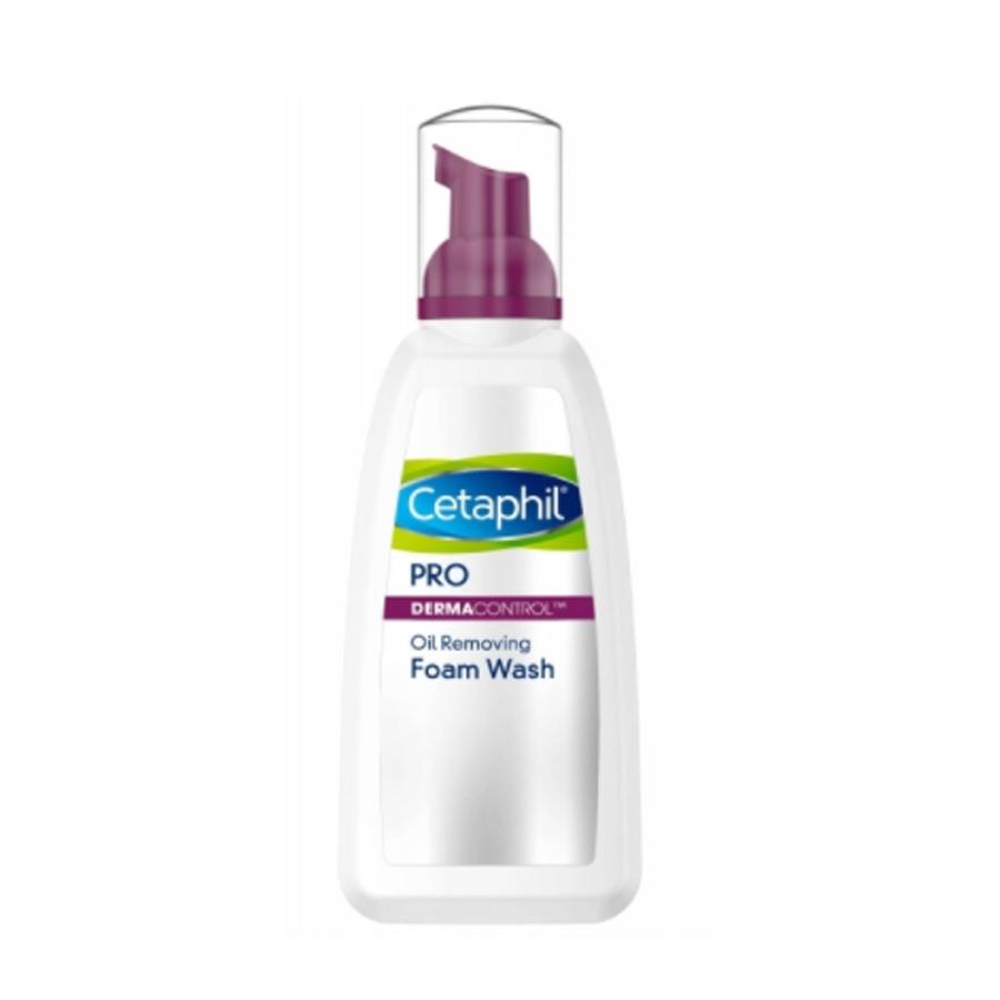 غسول cetaphil Derma Control oil removing foam wash