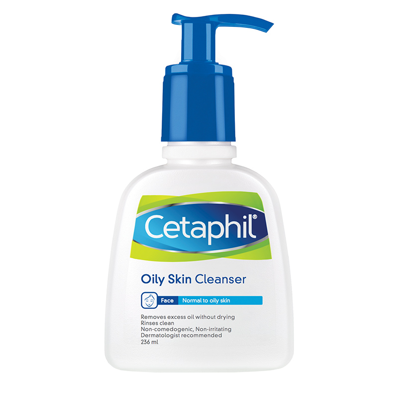 غسول cetaphil oily skin
