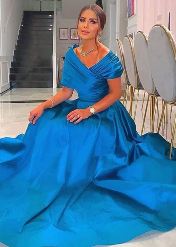 فستان ديما الأسدي من مرمر حليم