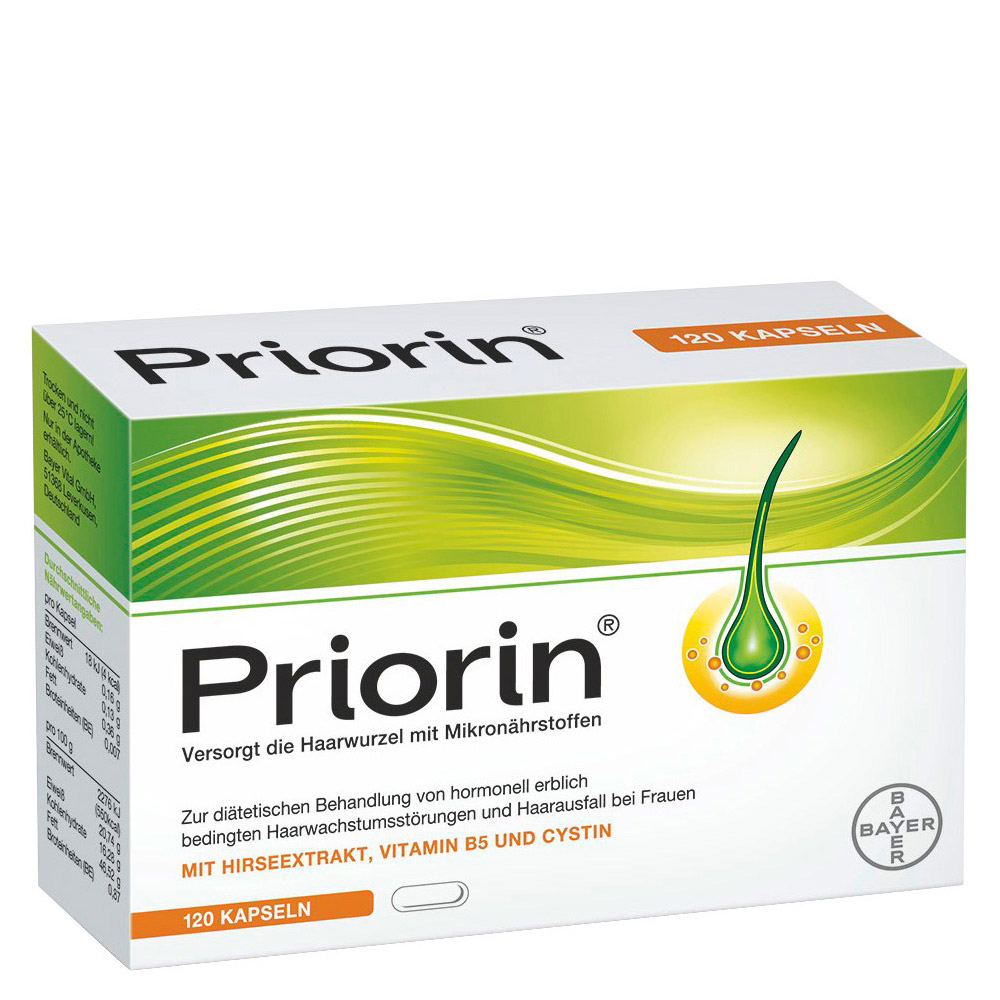 فيتامين برايورين priorin