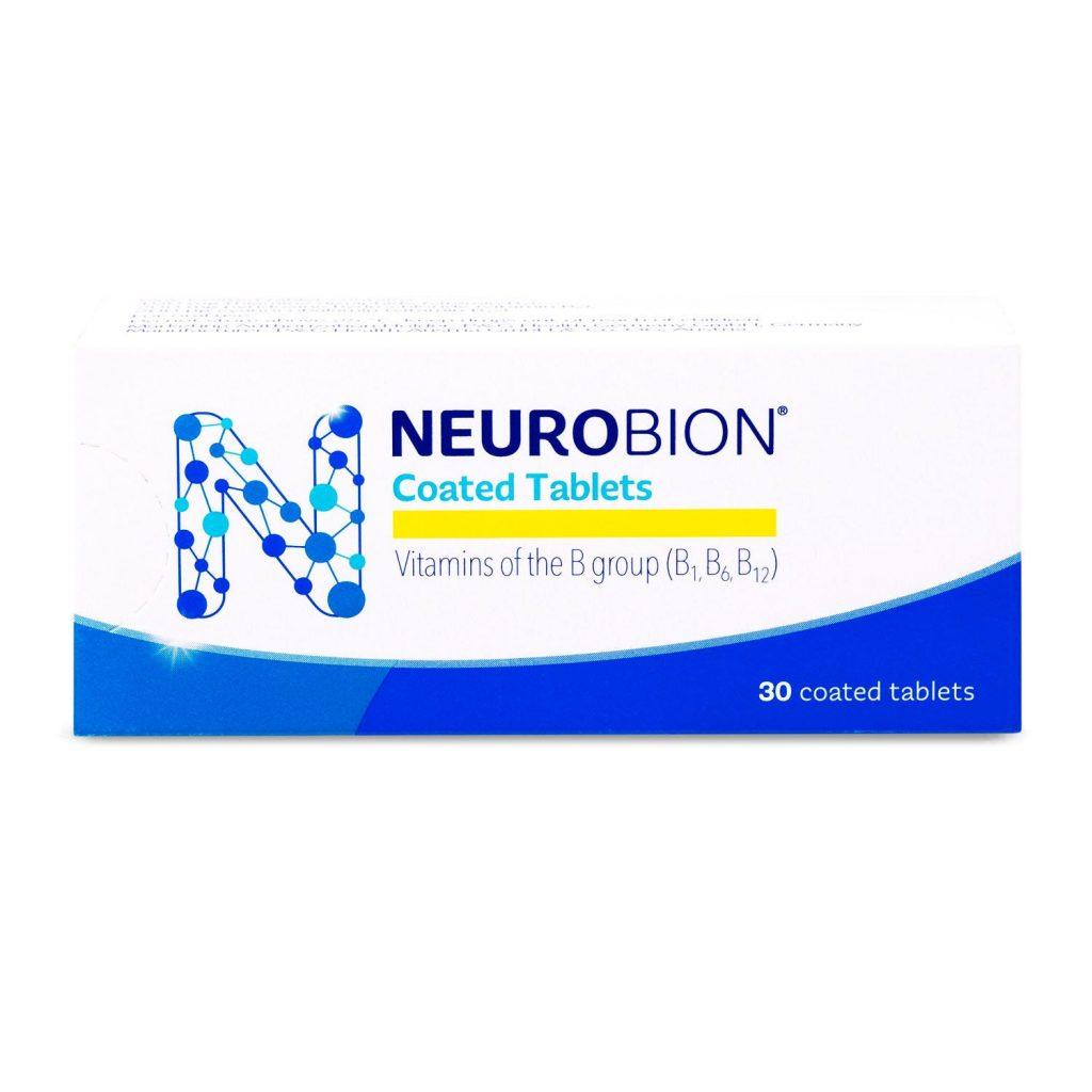 فيتامين نيوروبينNeurobion tablets