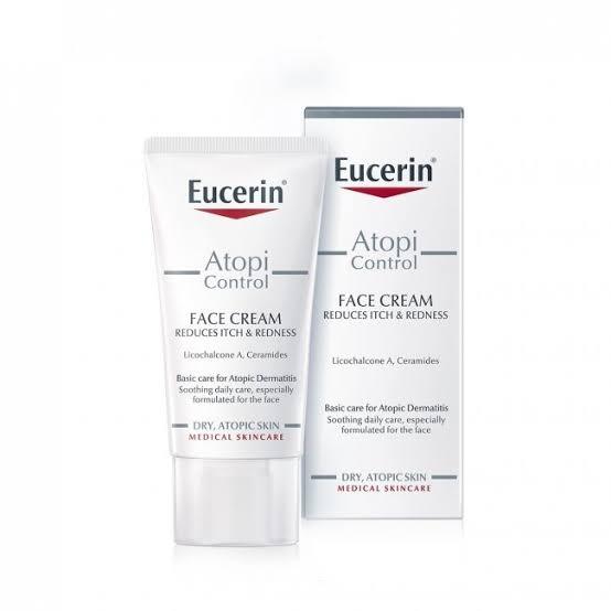 كريم يوسيرين Eucerin AtopiControl Face Cream