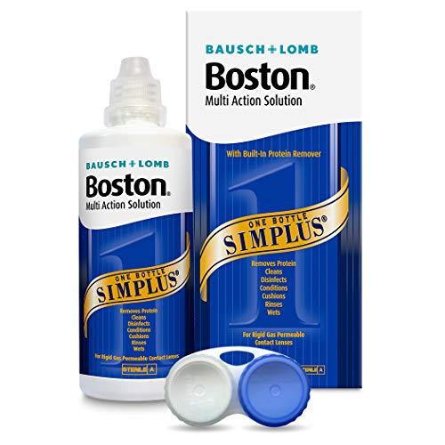 محلول العدسات بوستن سمبلس