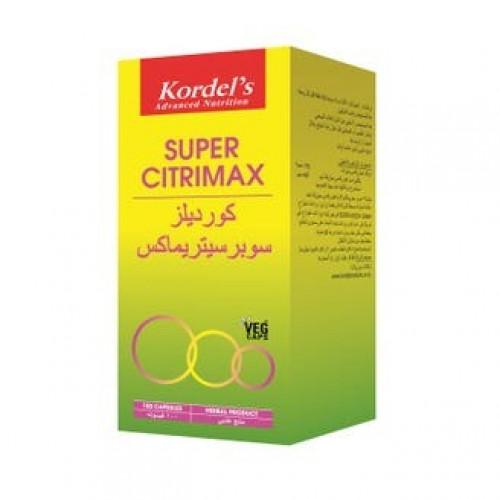 مكمل غذائي Kordel Super Citrimax