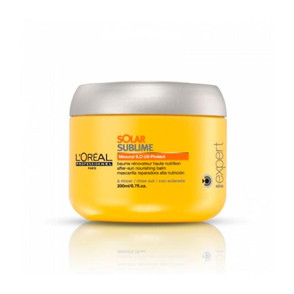 واقي لوريال باريس سولار L'Oreal Solar لحماية الشعر من الشمس