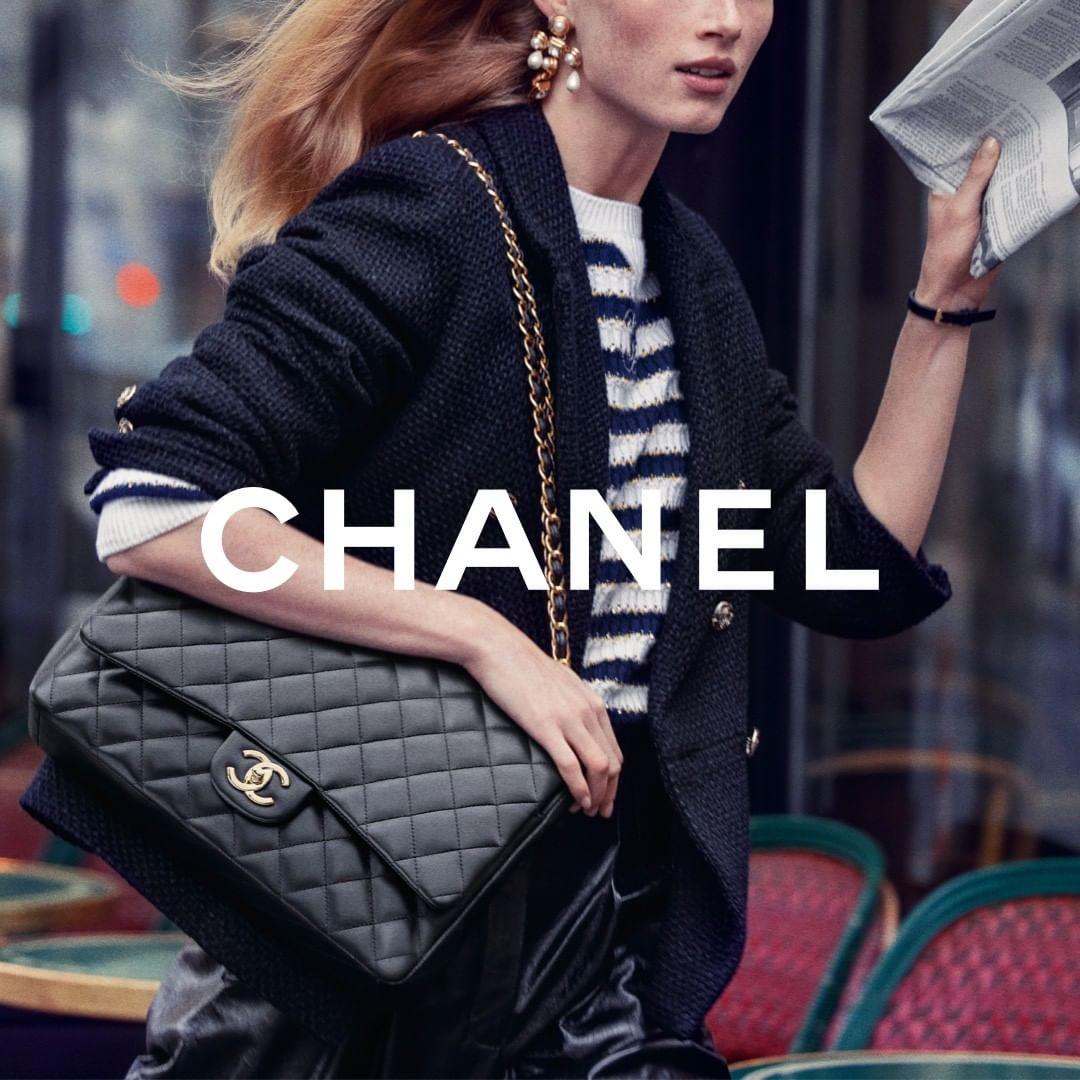 Classic Flap Bag من CHANEL حقيبة