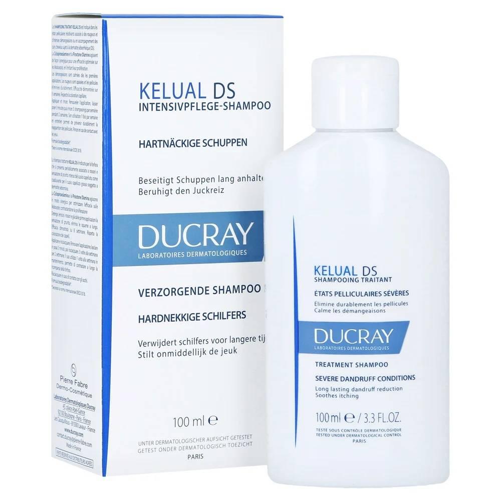 Ducray Squanorm Anti oily Dandruff treatment