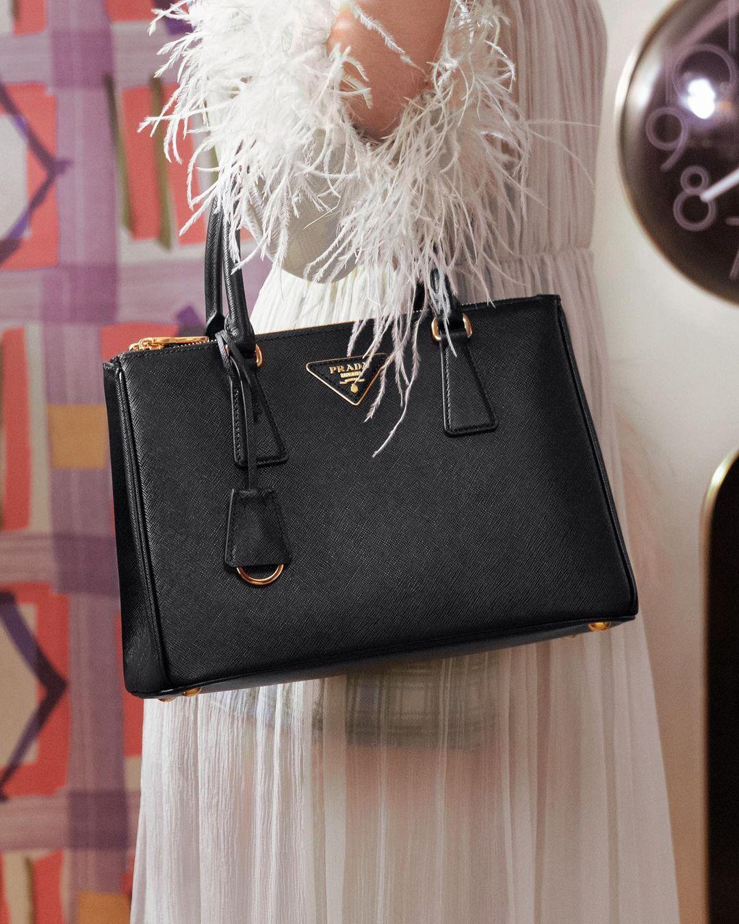 Galleria من Prada حقيبة جاليريا من برادا